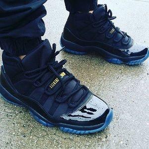 Air Jordan 11 Retro (Gamma Blue)